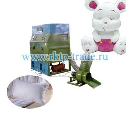 Оборудование для набивки мягких игрушек