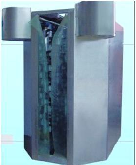Вертикальная машина для помывки туш