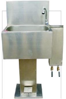 Устройство для стерилизации рук и режущих инструментов