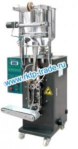 Автоматические упаковщики жидких и пастообразных продуктов