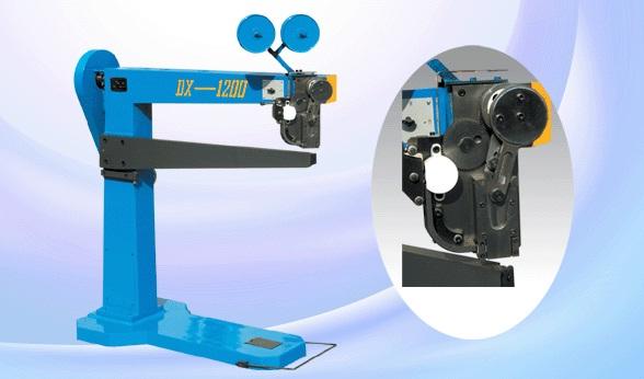 Проволокошвейная машина для сшивания гофротары