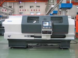 Токарный полуавтомат с чпу CKE6150Z