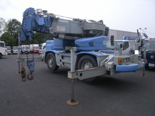Спецтехника из Японии KOMATSU LW100M-1