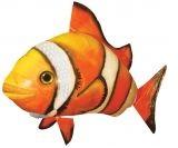 Надувная летающая рыба купить
