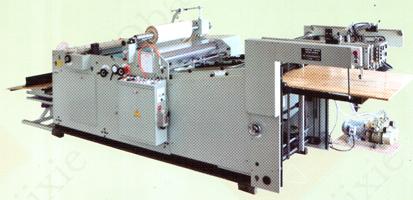 Автоматический ламинатор (горячего ламинирования)