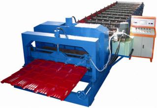 Оборудование для производства профлиста и металлочерепицы